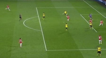 Dortmund 5 V 4 on counter
